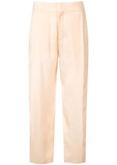 Chloé high waisted trousers