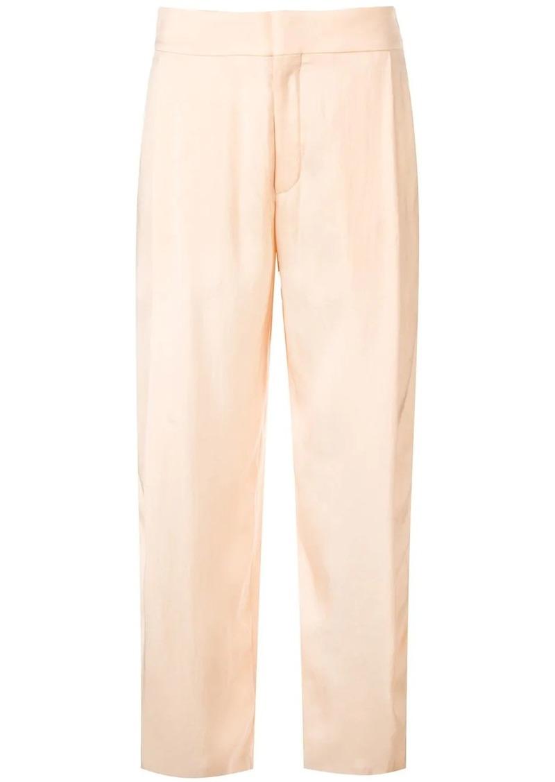 Chloé high waisted trousers