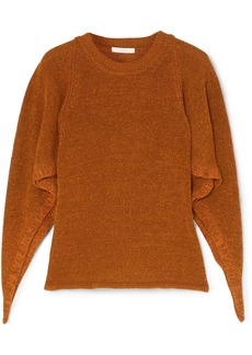 Chloé Knitted Poncho