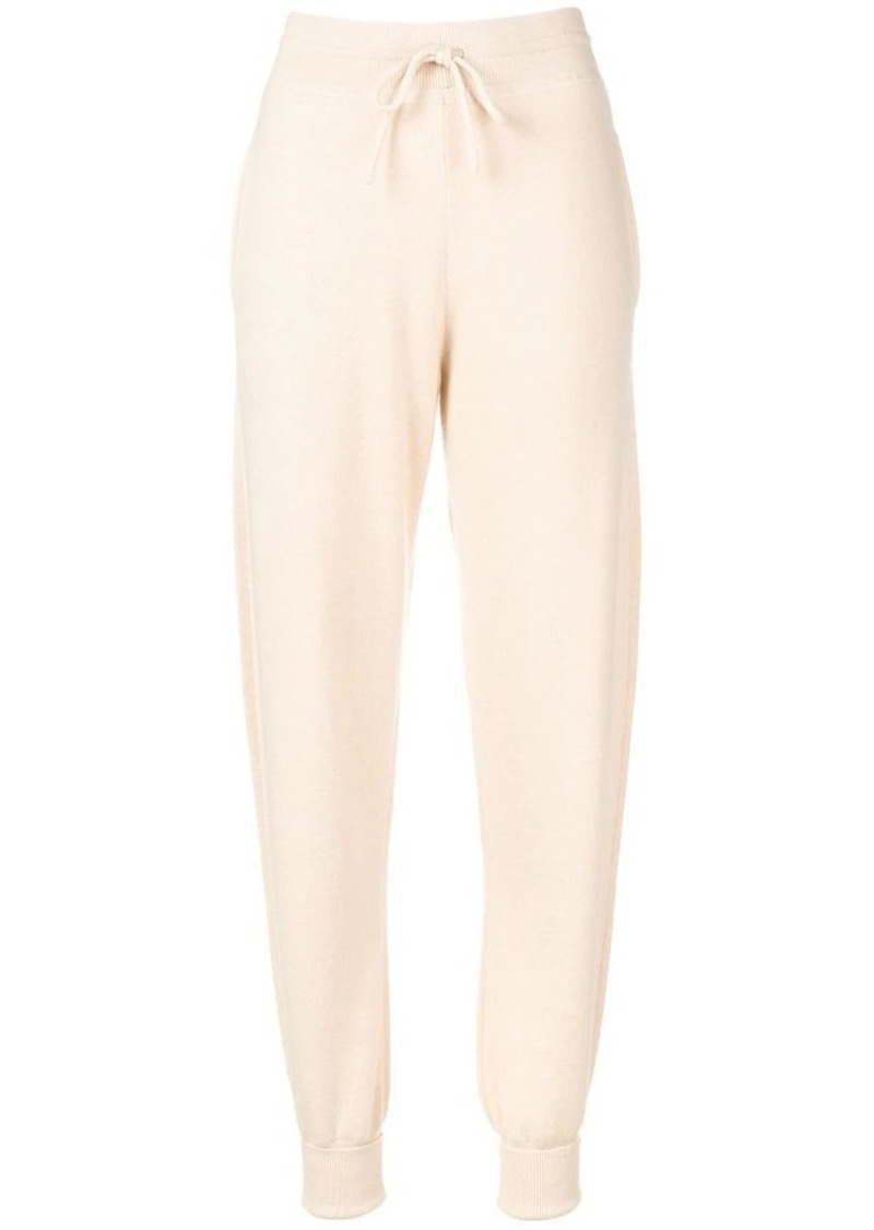 Chloé knitted tapered trousers
