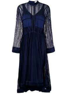 Chloé lace detailed dress