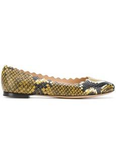 Chloé Lauren ballerina shoes