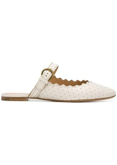 Chloé Lauren slip-on mules