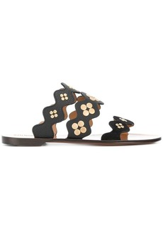 Chloé Lauren studded sandals