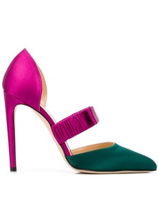 Chloé Lily colour-block pumps