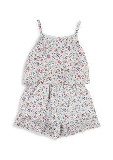 Chloé Little Girls & Girl's Floral Print Dress