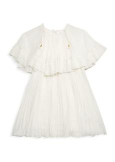Chloé Little Girl's & Girl's Greece-Inspired Dress