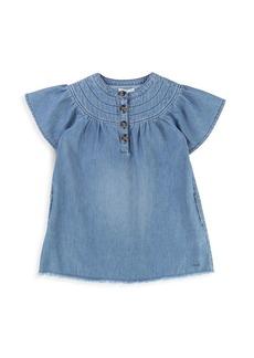 Chloé Little Girl's & Girl's Mini Me Denim Dress