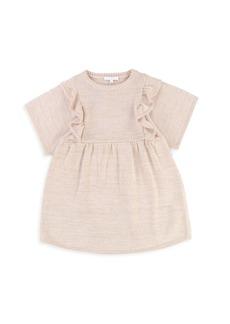Chloé Little Girl's & Girl's Ruffled Knitted Dress