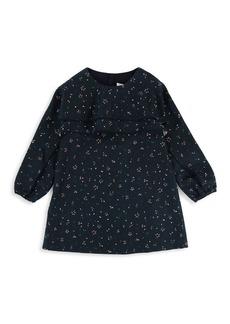 Chloé Little Girl's Floral-Print Dress