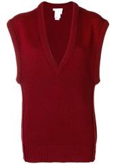 Chloé longline sweater vest