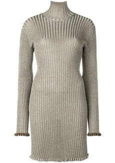 Chloé Lurex dress