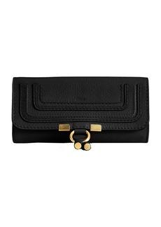 Chloé Marcie Flap Continental Wallet