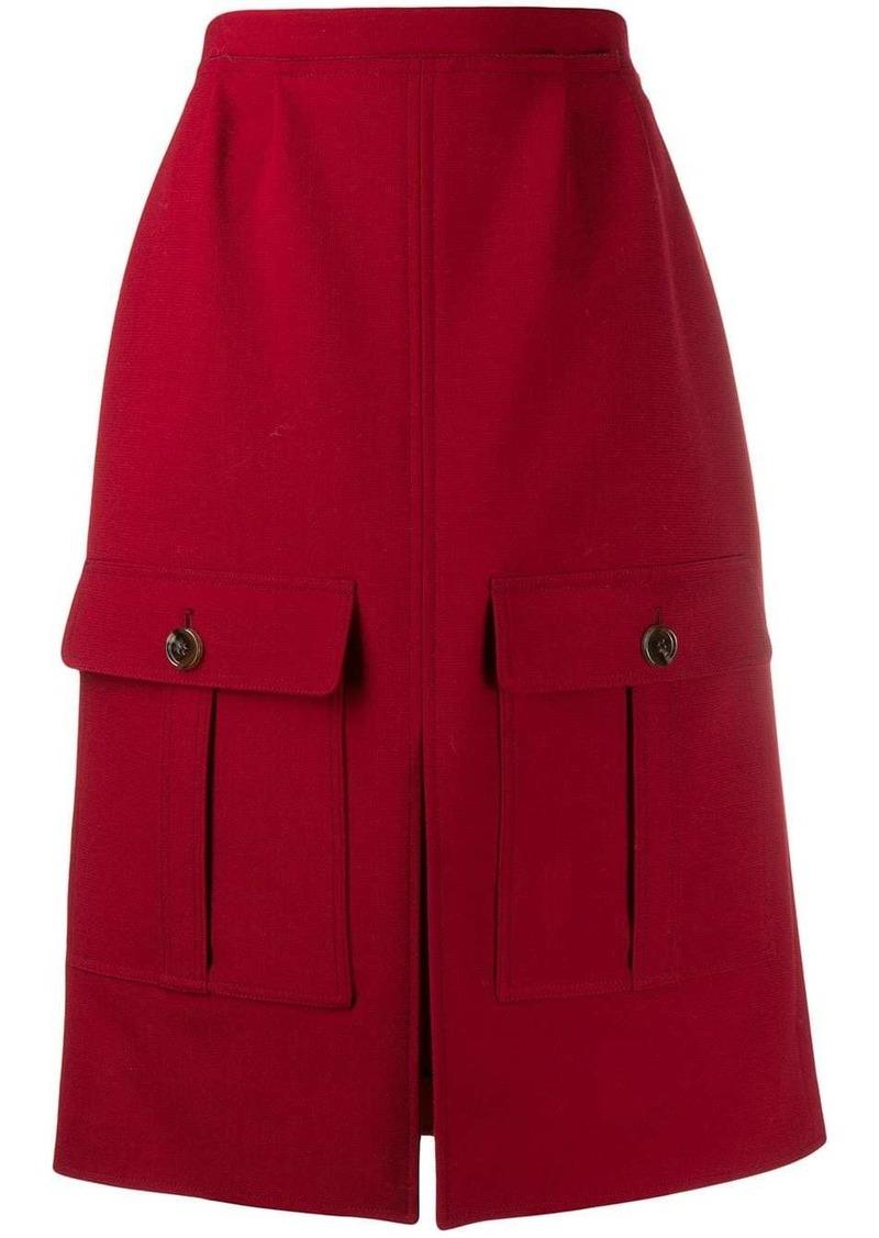 Chloé mid-length skirt