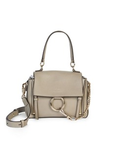 Chloé Mini Faye Leather Day Shoulder Bag