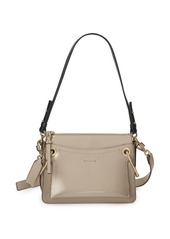 Chloé Mini Roy Leather Crossbody Bag