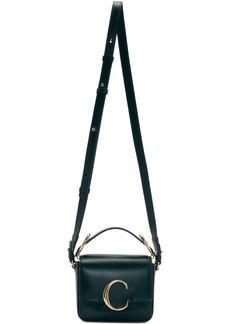 Navy Mini 'Chloé C' Bag