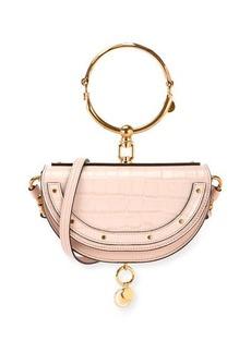 Chloé Nile Metallic Minaudiere Shoulder Bag