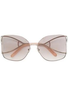 Chloé oversized sunglasses