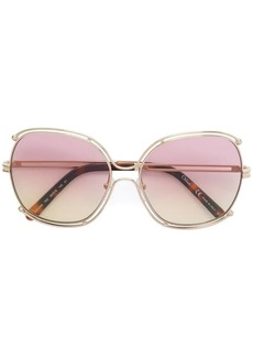Chloé oversized sunglasses