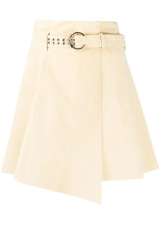 Chloé paperbag waist skirt