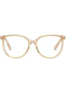 Chloé Pink Patty Glasses