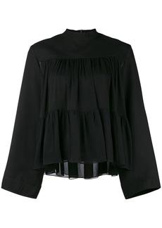 Chloé pleated blouse