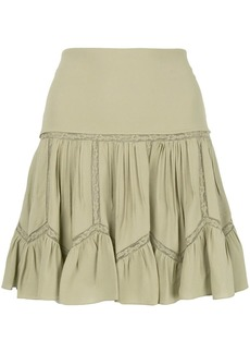 Chloé pleated skirt