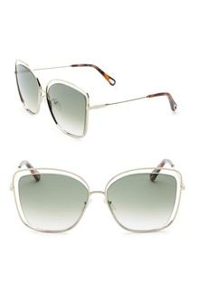 Chloé Poppy Butterfly Sunglasses