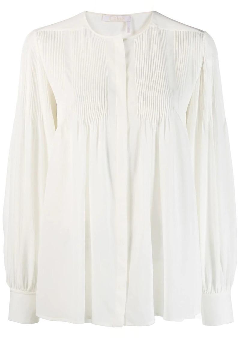 Chloé prairie blouse