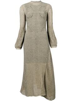 Chloé ribbed knit midi dress