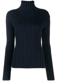 Chloé ribbed roll neck jumper