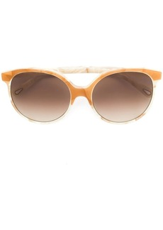 Chloé round framed sunglasses