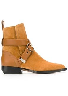 Chloé Rylee buckle boots