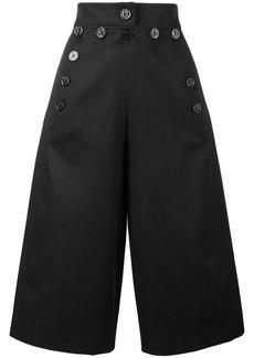 Chloé sailor cropped trousers