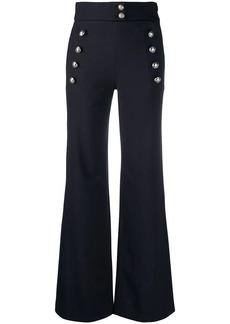 Chloé Sailor high-waisted trousers