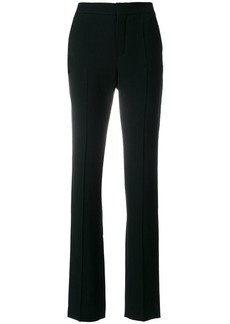 Chloé side-stud trousers