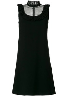 Chloé sleeveless high neck dress