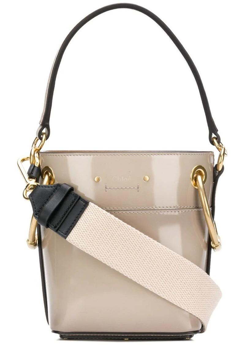 e6179535ec992 SALE! Chloé small Roy bucket bag