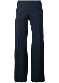 Chloé smart pipwide leg trousers
