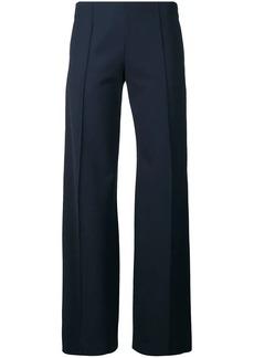 Chloé smart pipwide leg trousers
