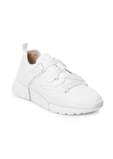 Chloé Sonnie Leather Sneakers