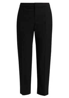 Chloé Stretch Virgin Wool Trousers