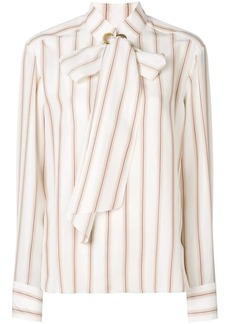 Chloé striped print shirt