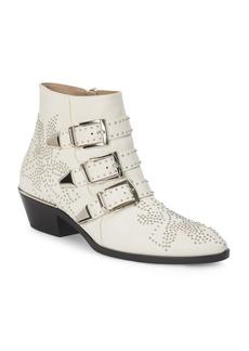 Chloé Susanna Leather Booties
