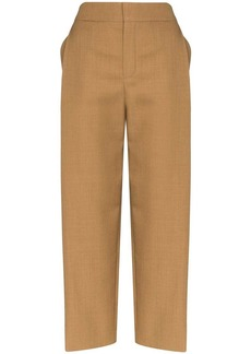 Chloé tailored high-rise trousers