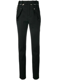 Chloé tapered high-waisted trousers