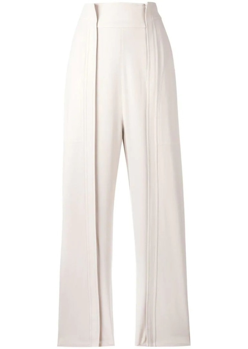 Chloé tapered trousers