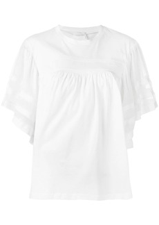 Chloé three-quarter sleeve shirt