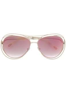 Chloé tinted sunglasses